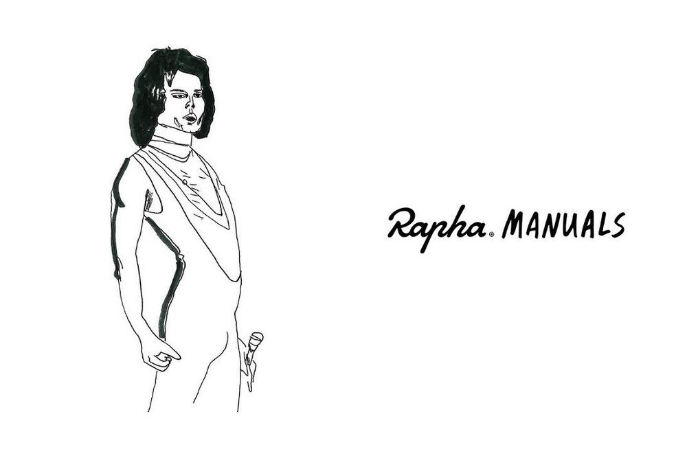 Rapha Manuals: Wear Something Tight